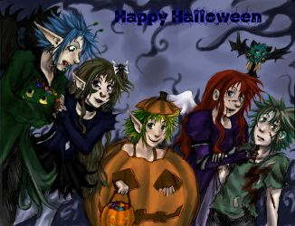 DCM - Halloweenyween by DCMasquerade