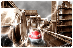 No 100 The Power of Voltorb