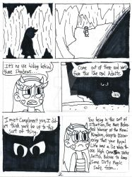 the Mewni vs. the Bad Guy pg. 2 by CelmationPrince