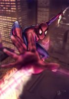 Spider-Man! (+Video) by Professor-Irony