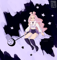 magical girl by Tokkotea