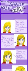 How to shade hair by Warriorsclancats123
