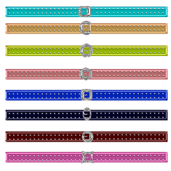 Glossy  Belts by caryR