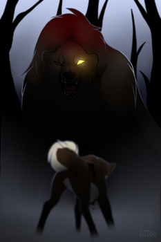 Bearhound by Anttu-chan