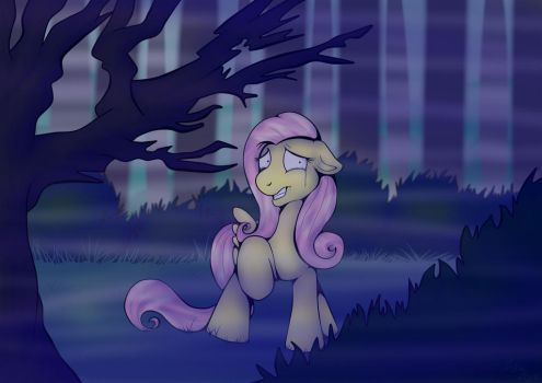 Lost.. by fishiewishes