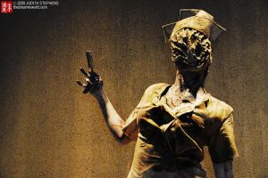 Silent Hill Nuse: I cut you, B by Doom-In-A-SKORT