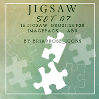 Jigsaw by briarrosed
