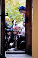 Welcome by CosplaySocietyPro