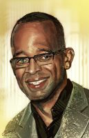 Stuart Scott by Erlson