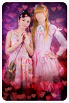 Purikura by faceless-monster
