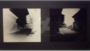 Homemade Pin-hole camera  (Winner of the contest) by RevesdeFrance
