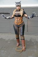 My Injustice gods among us catwoman cosplay by noooooname