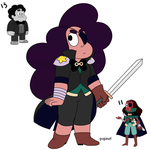 Stevonnie #13 and #11 by popinat