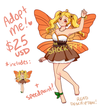 Fairy Adopt - OPEN by shock777