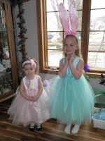 My Easter Dolls by Ayjah