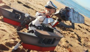 I am Graf Zeppelin by Awesomealexis1