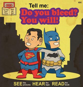 Do You Bleed? by ianjasonnorris