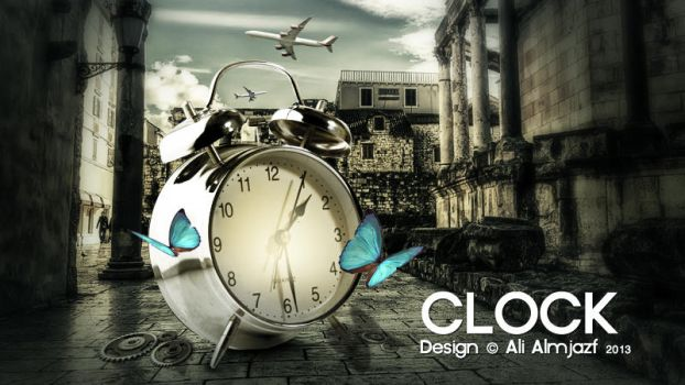 Clock by designt0p