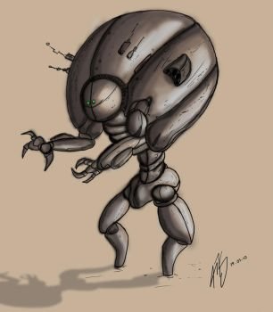 Eggborg by anthonynemer