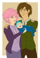 The Lupins by blindbandit5