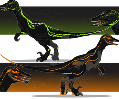 Raptor || Adoptable - AUCTION || CLOSED by Judaime