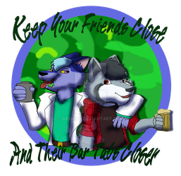 Keep Your Friends Close... by Nashida