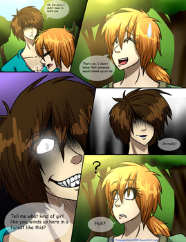 The Knight and The Archer Pg7 by CandySugarSkullGirl9