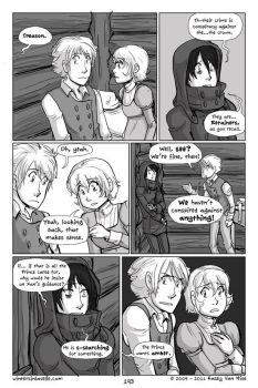 Winters in Lavelle Page 193 by keshii