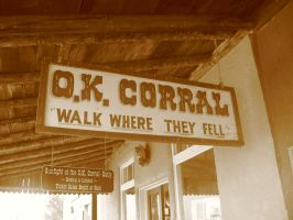 Not ok at the OK Corral by TAPS-Fans