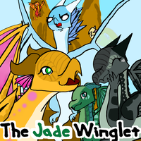 The Jade Winglet by Ask-Peril