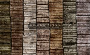 grunge wood by ipnotika