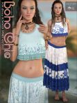 Boho Chic for dForce Summer Spirit Outfit by cosmosue