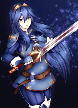 [Fanart] Lucina by dirtykuro