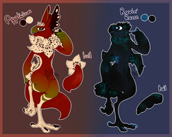 Autumn Grem Adopts 2 AUCTION (CLOSED) by MrGremble