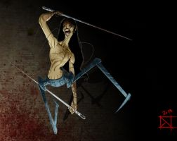 Scarecrow by AggroArt