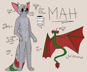 Mah Reference 2018 by Shenree