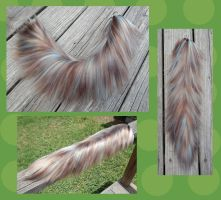 22 inch Oasis Yarn Tail - SOLD! by Black-Heart-Always