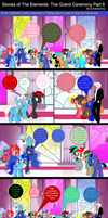 Stories of The Elements: The Grand Ceremony Part 6 by EmoshyVinyl