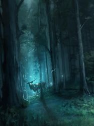Forest by FranklinChan