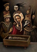 No Nativity by DaveWhitlam