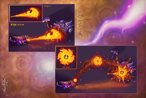 TLoS Elemental Class Fire by That-Spyro-Guy