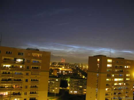 2009.07.13 Noctilucent Clouds3 by kasj0