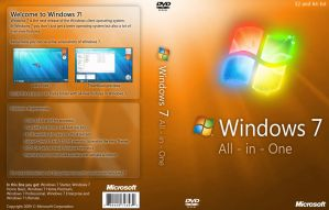 Windows 7 All-in-One DVD by yaxxe