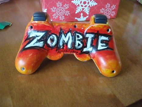 zombie bottom by MissCreepers