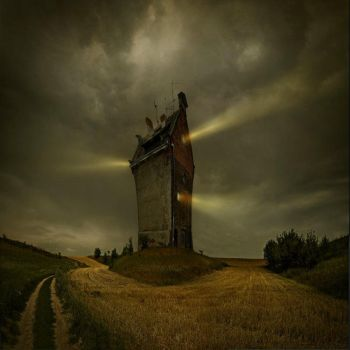 the light for lost... by Alcove