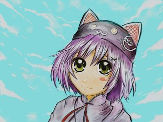 Kats Cap another Version by Syu85