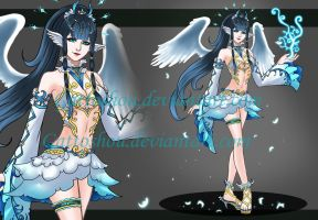 FEMALE ADOPT 126 [Auction] [CLOSED] by GattoAdopts