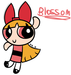 Blossom by TechnoPonyWardrobeDA