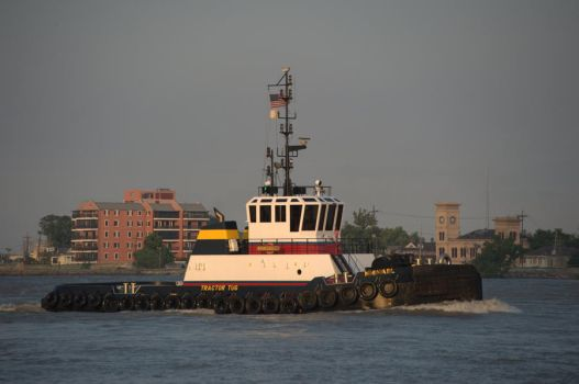 D3wd0108 - Tug Boat by d3wd