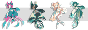 [CLOSED] Plushmaid sub-species by MADoptables